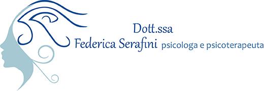 Dott.ssa Federica Serafini Psicologa-Psicoterapeuta